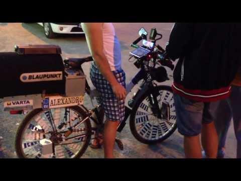 tunned bike