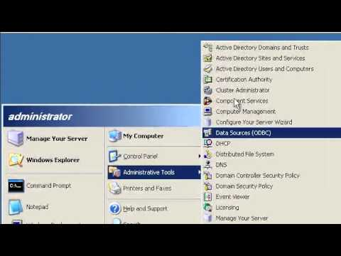 Configuring WDS (Windows Deployment Services) in Windows 2003 Server