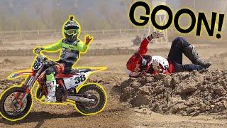Video DANGERBOY DEEGAN back on his dirt bike after a BAD CRASH!!! MP3, 3GP, MP4, WEBM, AVI, FLV Maret 2019