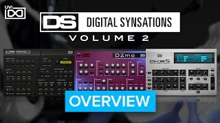 Download Lagu UVI Digital Synsations Vol. 2 | Overview Mp3