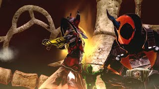 Nonton Kamen Rider Battride War Genesis   Baron   Ghost Vs Shadow Moon   Hell Film Subtitle Indonesia Streaming Movie Download