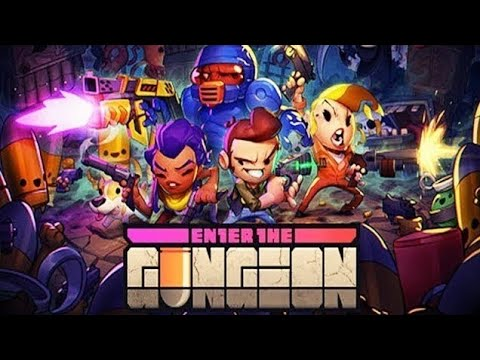 Enter The Gungeon: An Apple A Day - EPISODE 17 - Friends Without Benefits