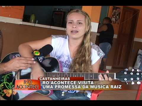 RO ACONTECE VISITA UMA PROMESSA DA MÚSICA EM CASTANHEIRAS
