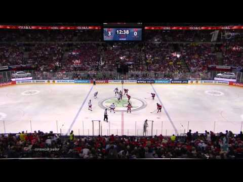 Канада Россия 6 1 Финал Хоккей ЧМ 2015 Все Голы HD   Canada vs Russia Final 2015 IIHF GOALS (видео)