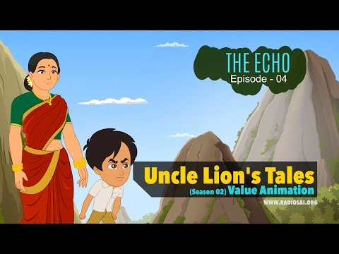 The Echo (Episode 4) - Uncle Lion's Tales || Season 2