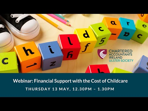Financial Support with the Cost of Childcare