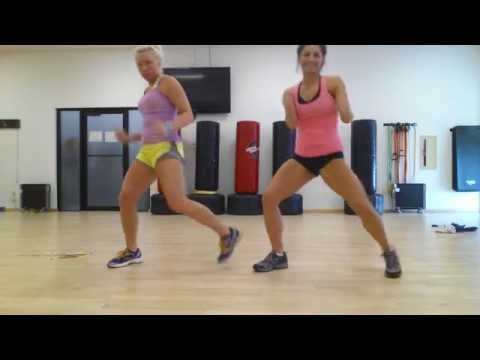 This workout to Katy Perry's Dark Horse is INSANE!