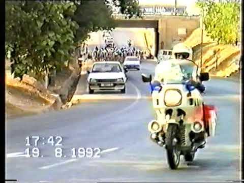 Imagen de Vídeos de carreras de cadetes 1er año 1992 – Valencia