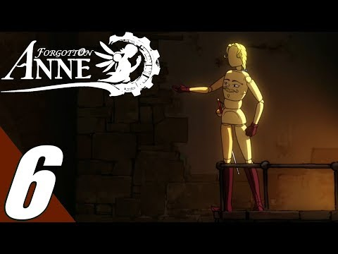 Forgotton Anne Part 6: Rebel Base - Gameplay Walkthrough