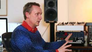 Novation // Paul Hartnoll, Orbital and the Bass Station II