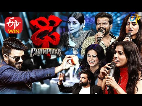 Dhee Champions | 21st October 2020 | Full Episode | ETV Telugu