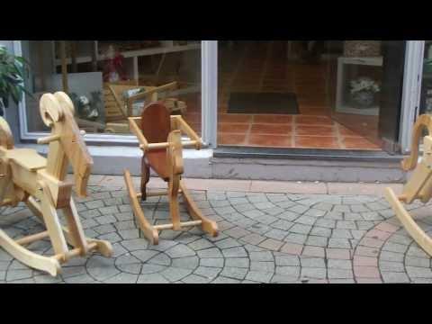 Moulin roty cheval bascule bois la liste des boutiques de vendeurs pour c - Cheval a bascule caramel ...