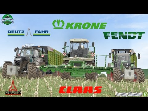 Deutz-Fahr TTV 72xx Series Warrior v5.2 Beta