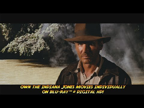 Indiana Jones - Official Trailer