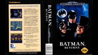 Track #5 from the Batman Returns Sega Mega Drive game slowed down 10x to make an ambient 25 minute track.I do not own the rights to this track, all rights to the original copyright owners.