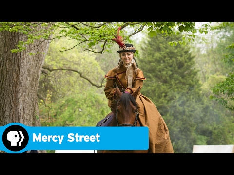 MERCY STREET   Season 2: Fashion Flashback   PBS