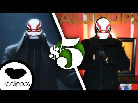 Disney's Big Hero 6 Yokai | 5$ Costume | How To