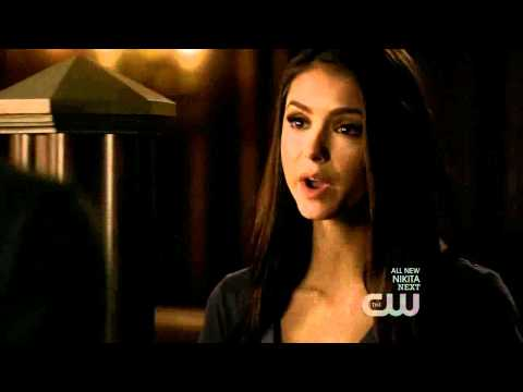 the vampire diaries season 2 episode 18 elena and damon