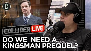 Should Matthew Vaughn Bother With a Kingsman Prequel? by Collider