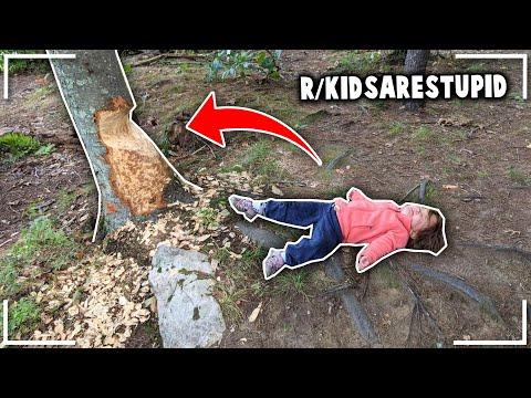 r/kidsarestupid | Minecraft is NOT Real Life...