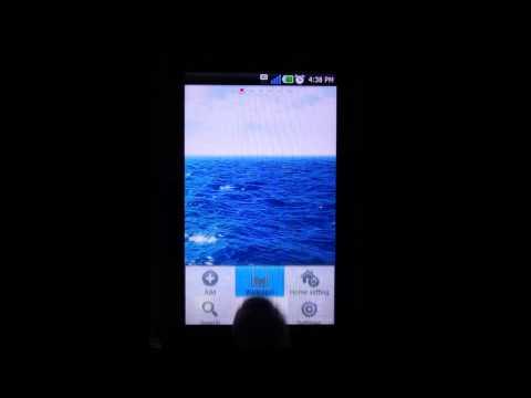 Video of Ocean Wave Time Change 3D Live