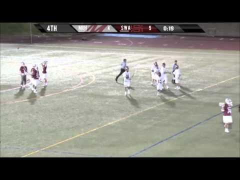 MLX: Swarthmore Scores Late vs Muhlenberg