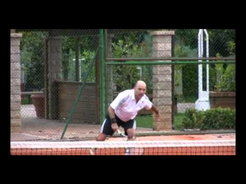 Torneo Veteranos. 12/06/11 Tenis Pamplona