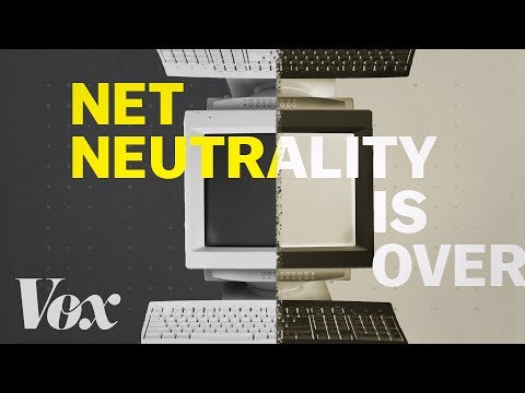 How the end of net neutrality could change the internet (видео)