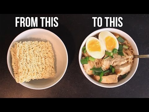 How To Make Better Ramen