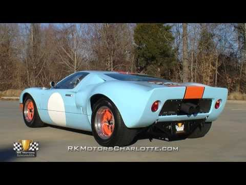 video - 1966 Ford Gt40 Mk1