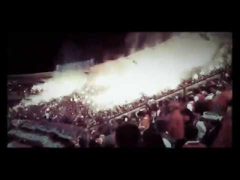 SANTA FE CAMPEON DE LA #9 VAMOS MI ROJO 🔴⚪🔴⚪🔴⚪ - La Guardia Albi Roja Sur - Independiente Santa Fe