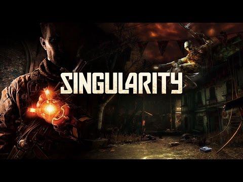 Прохождение Singularity на стриме. Часть 1