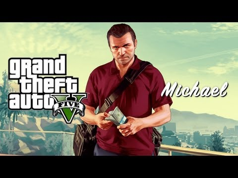 Grand Theft Auto V   New Trailers