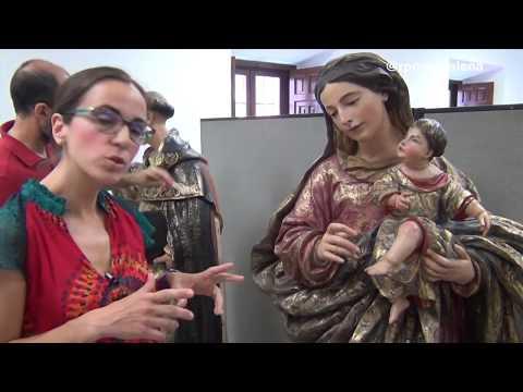 Restauraciones bajo coro Santa María Magdalena