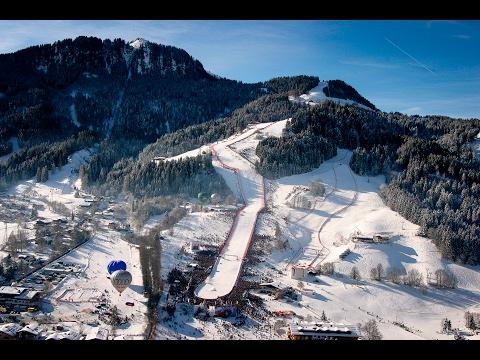 The World's Most Dangerous Downhill Ski Race | Streif