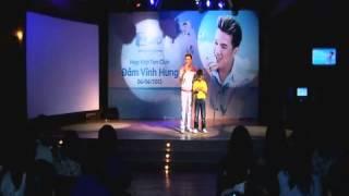̣Perf Họp Fan - Đàm Vĩnh Hưng Song Ca Cùng Fan Nhí Đàm Vĩnh Phúc 6/6/2013