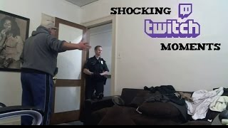 Video 5 Shocking Moments Caught on Twitch TV #1 MP3, 3GP, MP4, WEBM, AVI, FLV Agustus 2019