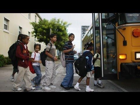 Do seat belts make school buses safer?