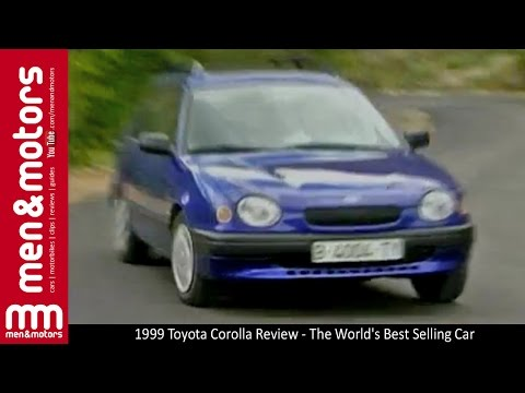 1999 Toyota Corolla Review – The World's Best Selling Car