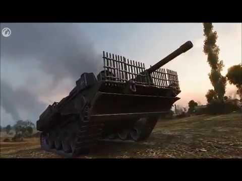 Novi tenk Oružanih snaga BiH Stridsvagn S-103D