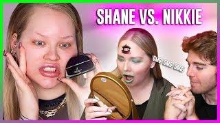 Recreating SHANE DAWSON'S Makeup Look On Me!   NikkieTutorials by Nikkie Tutorials