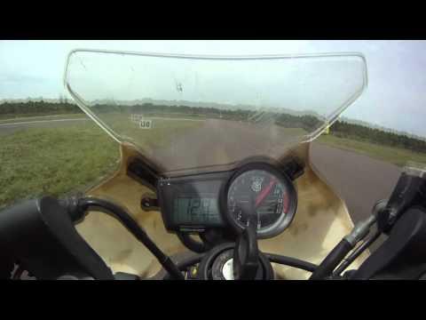 Stock Yamaha R15 - Flying Lap, Kari Motor Speedway