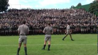 Pietermaritzburg South Africa  city images : Pietermaritzburg College - South Africa Sihle Ndlovu save our rhinos