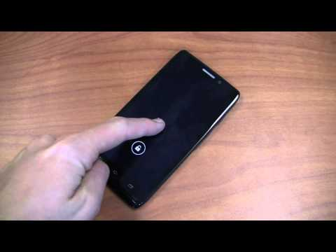 Droid - Motorola Droid Ultra Review Part 1 The Ultra has an incredibly thin Kevlar body with a 5-inch 720p HD Super AMOLED display on the front, and a glossy finish ...