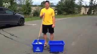 ALS Sidney Crosby Ice Bucket Challenge Pittsburgh Penguins