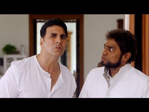 Kutte Ka Naam Entertainment Kyun? - Its Entertainment Dialog Promo   Akshay Kumar, Johnny Lever