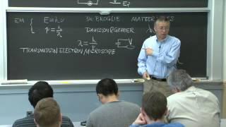 3. Schrödinger Equation And Material Waves