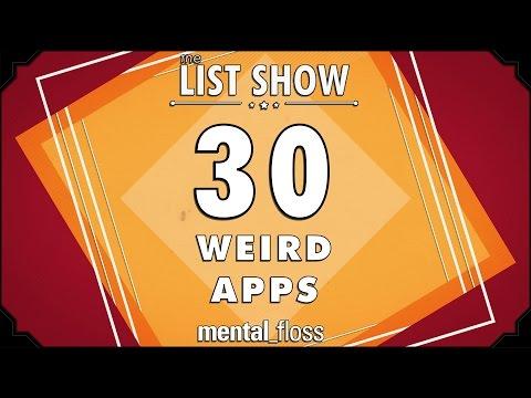 30 Weird Apps