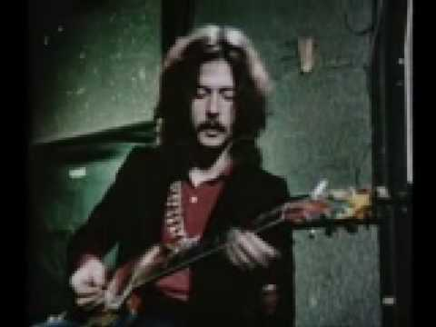 Clapton Quicky Guitar Lesson On The BBC, 1968.  Cool!