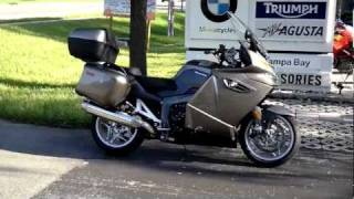 5. 2010 BMW K1300GT Sport Touring Motorcycle